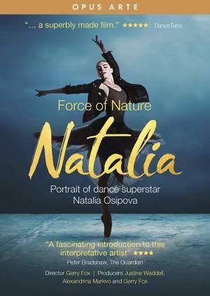 Natalia: Force of Nature Product Image