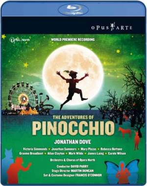 Dove: The Adventures of Pinocchio