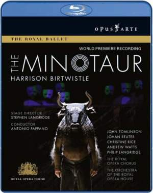 Birtwistle: The Minotaur