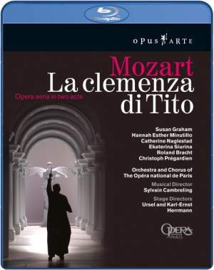 Mozart: La clemenza di Tito, K621