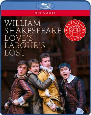William Shakespeare: Love's Labour's Lost Product Image