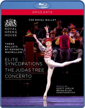 Kenneth Macmillan Three Ballets