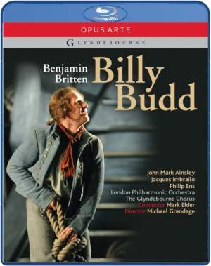 Britten: Billy Budd Product Image