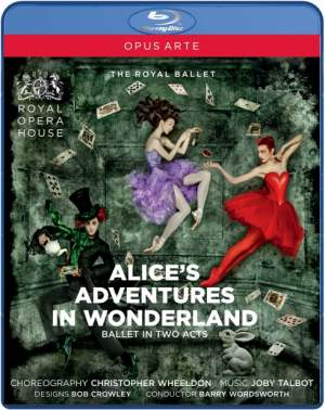 Talbot, J: Alice's Adventures in Wonderland Product Image