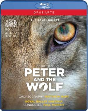Prokofiev: Peter and the Wolf, Op. 67 Product Image