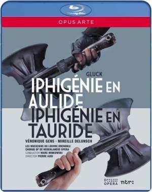 Gluck: Iphigénie en Aulide & Iphigénie en Tauride