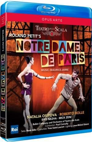 Roland Petit's Notre Dame de Paris Product Image
