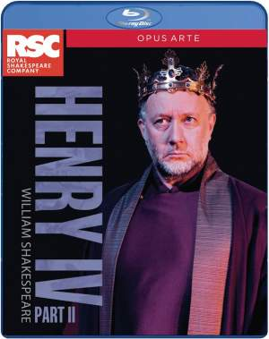 Shakespeare: Henry IV Part 2 Product Image