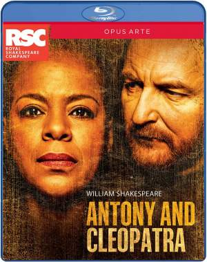 William Shakespeare: Antony and Cleopatra Product Image