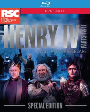 Shakespeare: Henry IV Parts 1 & 2 Product Image