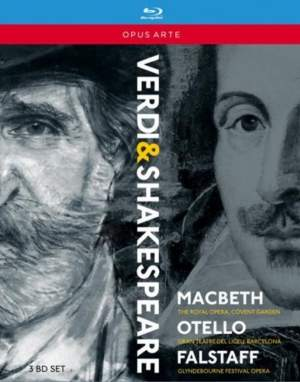 Verdi: The Shakespeare Operas