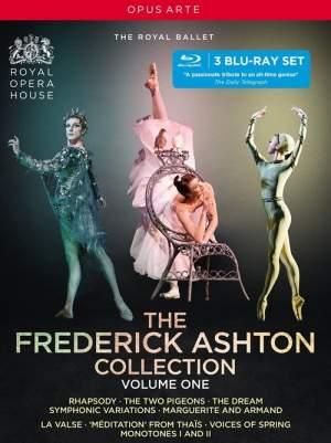 The Frederick Ashton Collection, Volume 1