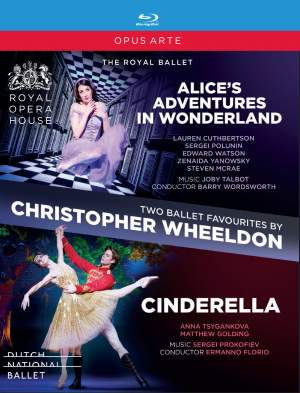 Two Ballet Favourites by Christopher Wheeldon