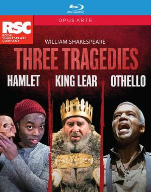 William Shakespeare: Three Tragedies