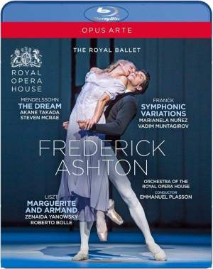 Frederick Ashton: The Dream&#x3B; Symphonic Variations&#x3B; Marguerite and Armand