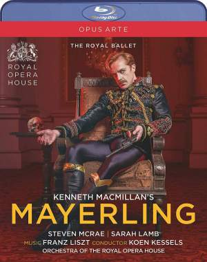 Kenneth Macmillan's Mayerling Product Image