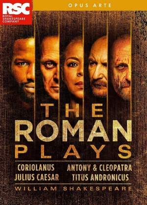 The Roman Plays Product Image