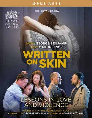 George Benjamin: Written on Skin & Lessons in Love and Violence Product Image