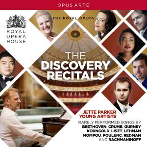 The Discovery Recitals - Jette Parker Young Artists