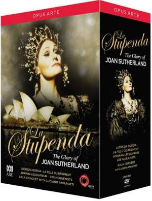 La Stupenda: The Glory of Joan Sutherland