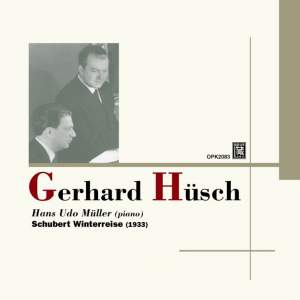 Schubert - Winterreise Product Image