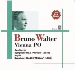 Bruno Walter conducts Haydn & Beethoven Product Image