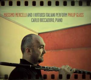 Massimo Mercelli performs Philip Glass