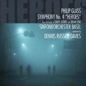 Glass, P: Symphony No. 4 'Heroes'