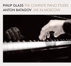 Glass: The Complete Piano Etudes