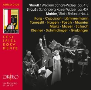 Mahler: Symphony No. 4 (arr. Stein)