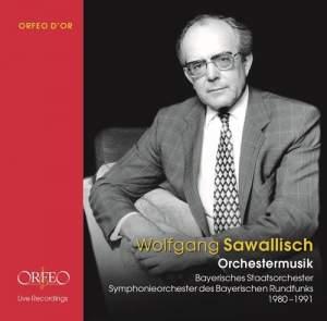Wolfgang Sawallisch: Orchestermusik
