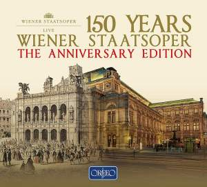150 Years: Wiener Staatsoper Product Image