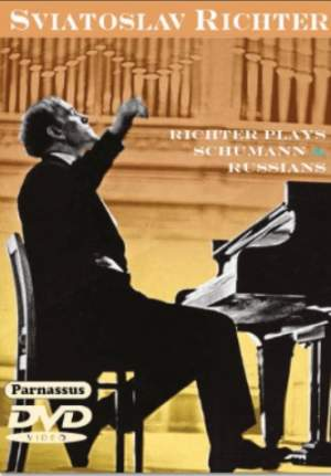 Richter plays Schumann & The Russians