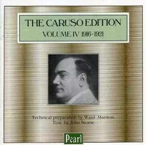 The Caruso Edition - Volume IV
