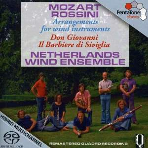 Netherlands Wind Ensemble play Mozart & Rossini