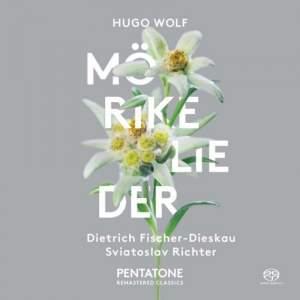 Wolf: Mörike Lieder (excerpts)