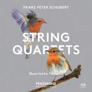 Schubert: String Quartets Nos. 13 & 10