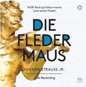 Strauss, J, II: Die Fledermaus Product Image