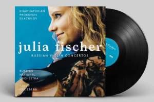 Russian Violin Concertos - Vinyl Edition Product Image