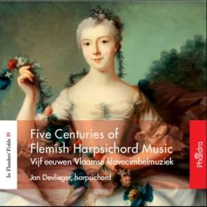 Five Centuries of Flemish Harpsichord Music