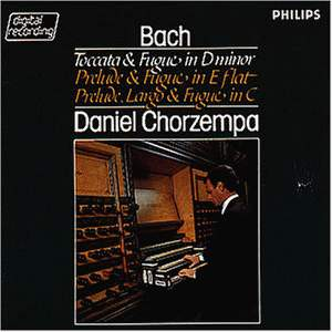 Bach: Toccata & Fugue & other organ works