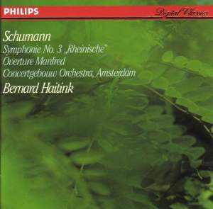 Schumann: Symphony No. 3 'Rhenish'