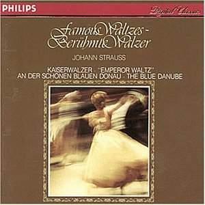 Johann Strauss II: Famous Waltzes