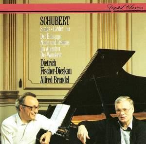 Schubert: Songs