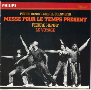 Michel Colombier: Messe pour le temps present