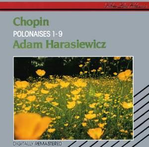 Chopin: Polonaises Nos. 1-9