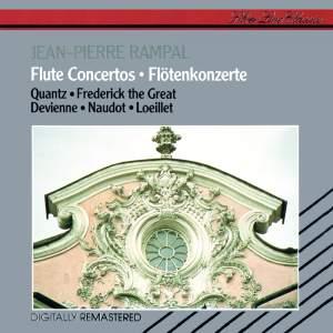 Flute Concertos: Jean-Pierre Rampal