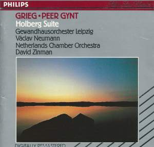 Grieg: Peer Gynt & Holberg Suite