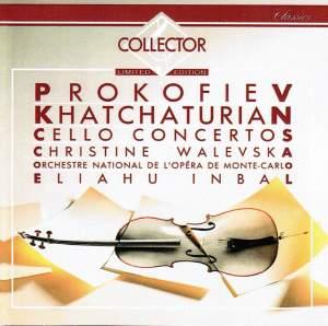 Prokofiev & Khatchaturian Cello Concertos