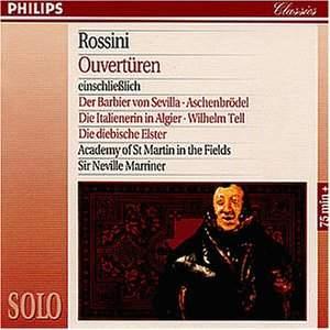 Rossini: Nine Great Overtures